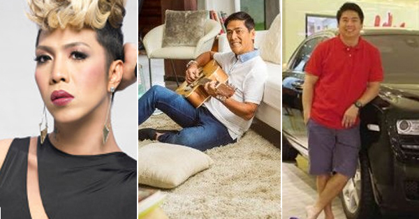 Top 10 Richest Filipino Celebrities in 2018 and their net ...