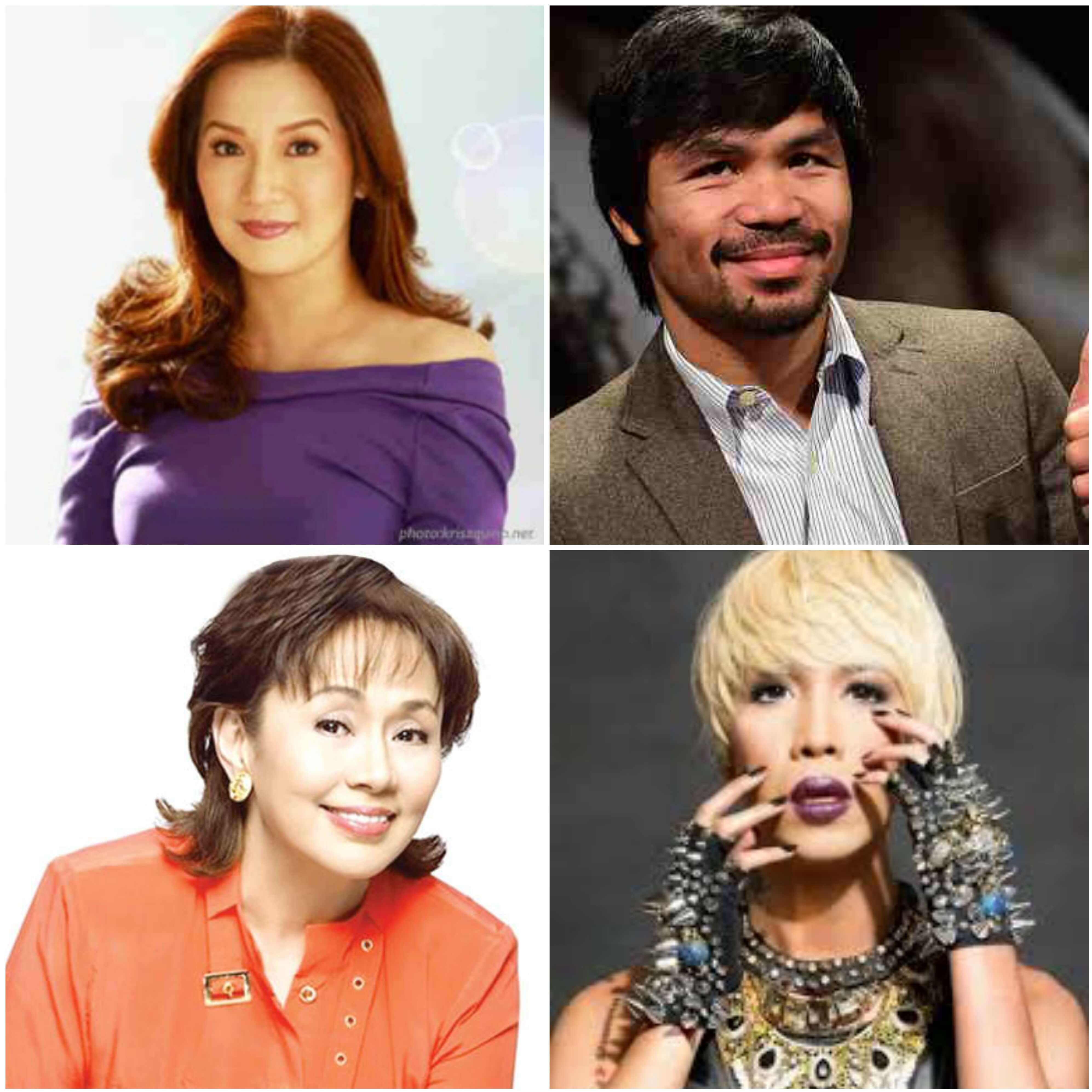 10 Richest Filipino Celebrities In 2018 And Their Net Worths