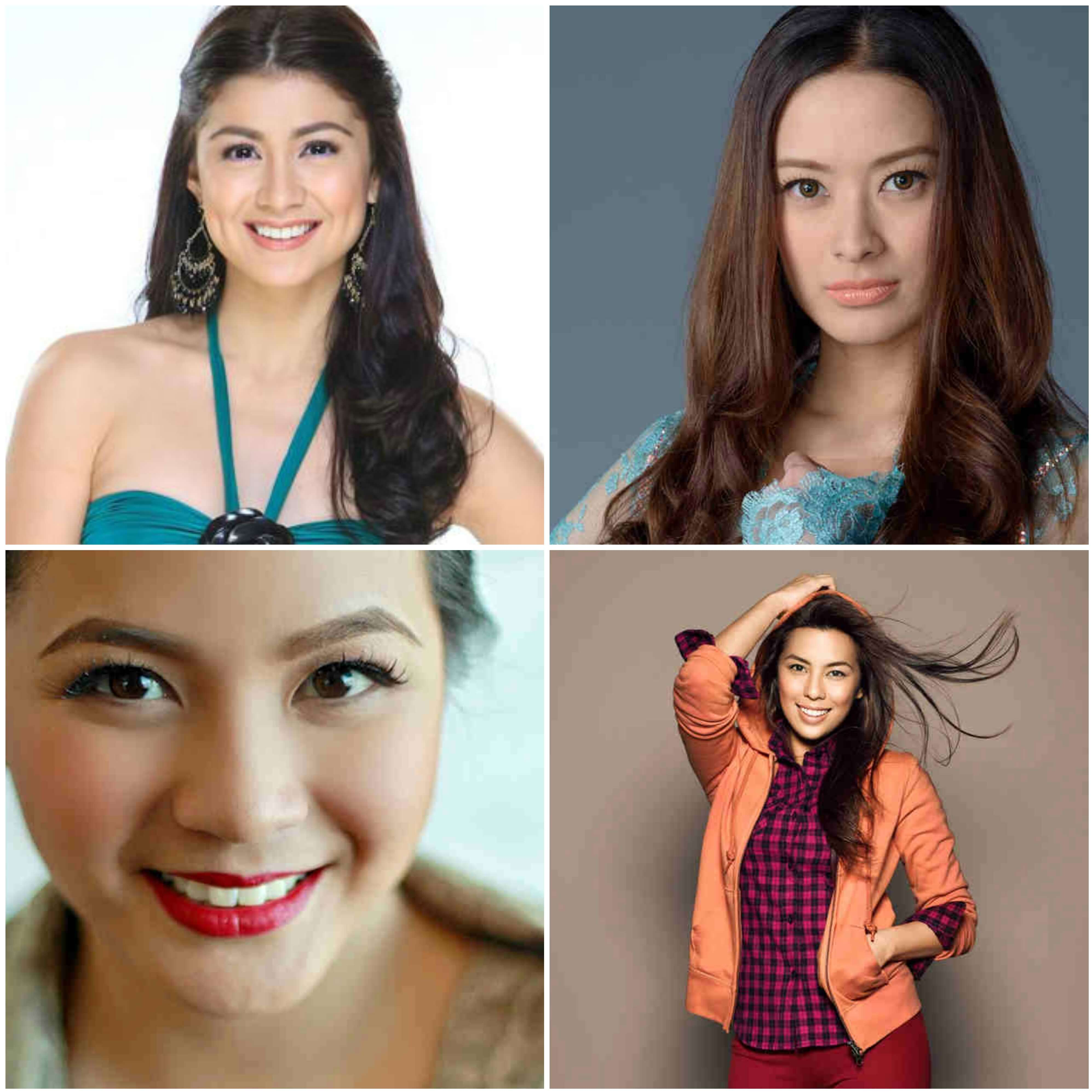 Pinoy celebrity schools