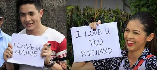 Are Alden and Yaya Dub starting to fall for each other? PHOTO CREDIT: Yaya Dub's Unofficial Facebook page
