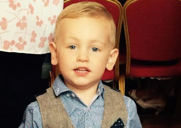 Jacob Jenkins died after choking on grapes while eating out with his parents at Pizza Hut. | Source: mirror.co.uk