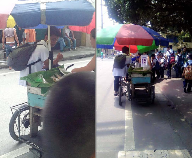 Photo-of-Student-Peddling-Kakanin-on-Streets-Goes-Viral