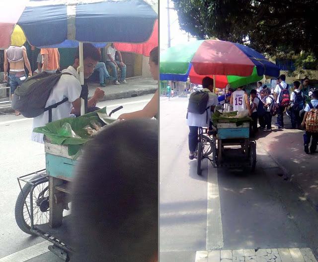 Photo-of-Student-Peddling-Kakanin-on-Streets-Goes-Viral