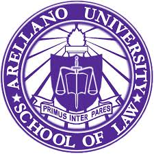 Cosmetology arellano university college of law subjects syllabus curriculum